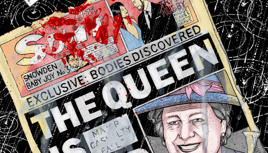 ROYAL DESCENT #3 – COMICS ANONYMOUS