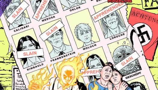 School of the Damned #6 – STARBURST MAGAZINE